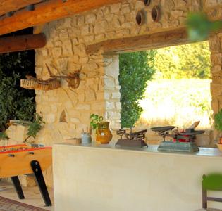Cot piscine for Cuisine ouverte reglementation